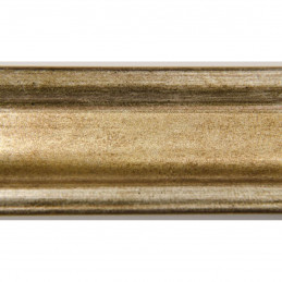 INK5282.714 22x24 - złota ramka do małych obrazów, zdjęć i lusterek 2