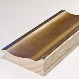 INK5289.714 90x30 - duża złota rama metalizowana do obrazów 1