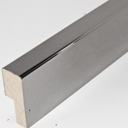 SCO788/47 20x52 - ciemno srebrna rama laminowana wysoki połysk