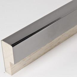 SCO788/47 20x52 - ciemno srebrna rama laminowana wysoki połysk 1