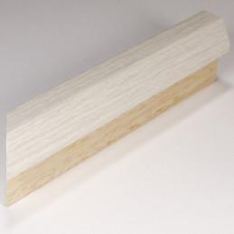 SCO808/379 18x35 - okleina jasno szara rama ze skosem  do zdjęć 1