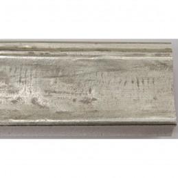 SCO805/325 44x32 - jasna srebrna rama do obrazów i luster 2