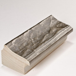 SCO805/327 44x32 - ciemno srebrna rama do obrazów i luster 1