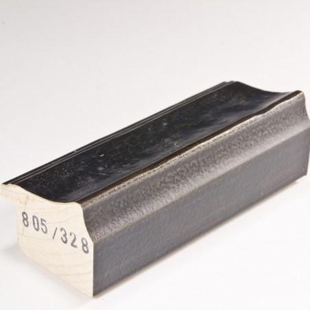 SCO805/328 44x32 - czarna rama do obrazów i luster