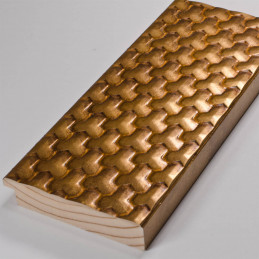 INK8547.703 85x19 - złota rama do obrazów i luster dekor