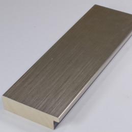 ASO327.83.105 68x20 - szeroka srebrna rama do obrazów i luster 2
