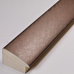 SCO491/316 45x30 - miedziana laminowana rama do obrazów i luster drapana 2