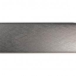SCO491/317 45x30 - ciemna srebrna laminowana rama do obrazów drapana 3
