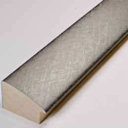 SCO491/317 45x30 - ciemna srebrna laminowana rama do obrazów drapana 2