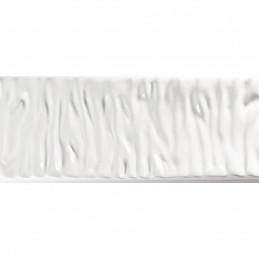 PLA504P/LB 60x25 - biała lakierowana rama do obrazów i luster 3
