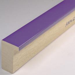 ASO107.63.004 20x32 - fioletowa lakierowana blejtramówka do zdjęć i obrazów 2