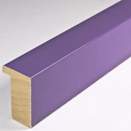 ASO107.63.004 20x32 - fioletowa lakierowana blejtramówka do zdjęć i obrazów