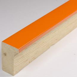ASO107.63.010 20x32 - pomarańczowa lakierowana blejtramówka do zdjęć i obrazów 2