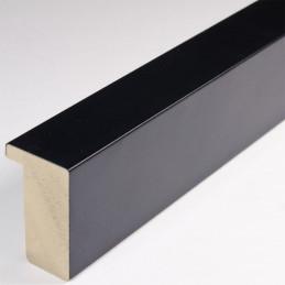 ASO107.63.500 20x32 - czarna matowa ramka do zdjęć i obrazków