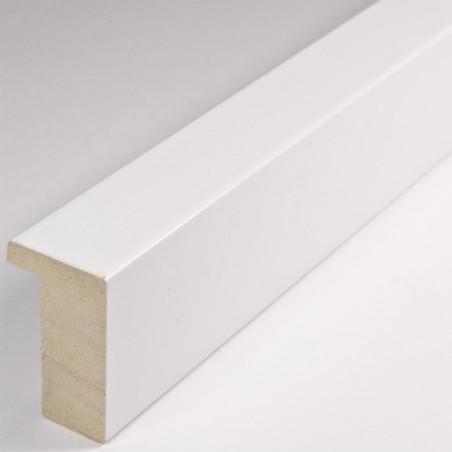 ASO107.63.009 20x32 - biała matowa ramka do zdjęć i obrazów