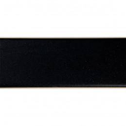 ASO135.83.000 20x45 - wysoka czarna matowa rama do zdjęć i obrazów 3