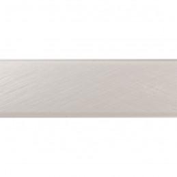 SCO492/214 32x20 - laminowana biała drapana rama perłowa do obrazów 6