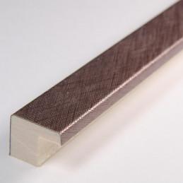 SCO2010/316 15x14 - miedziana drapana ramka laminowana do zdjęć 2
