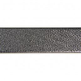 SCO2010/317 15x14 - srebrna drapana ramka laminowana do zdjęć 3