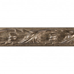 SCO991/14  25x27 -  złota rama do obrazów z ornamentem 3