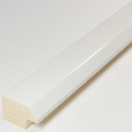 ABI830.430 30x20 - biała lakierowana rama do obrazów ze skosem 2