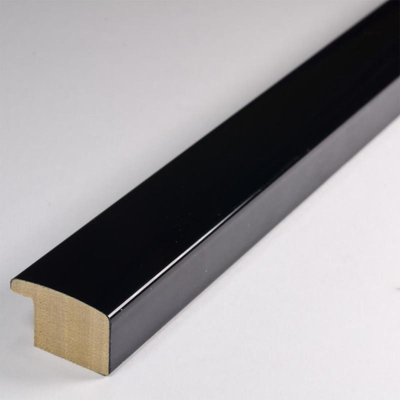 ASO127.43.500 23x14 - czarna matowa rama autore