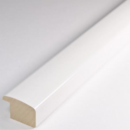 ASO127.43.048 23x14 - biała lakierowana rama do zdjęć