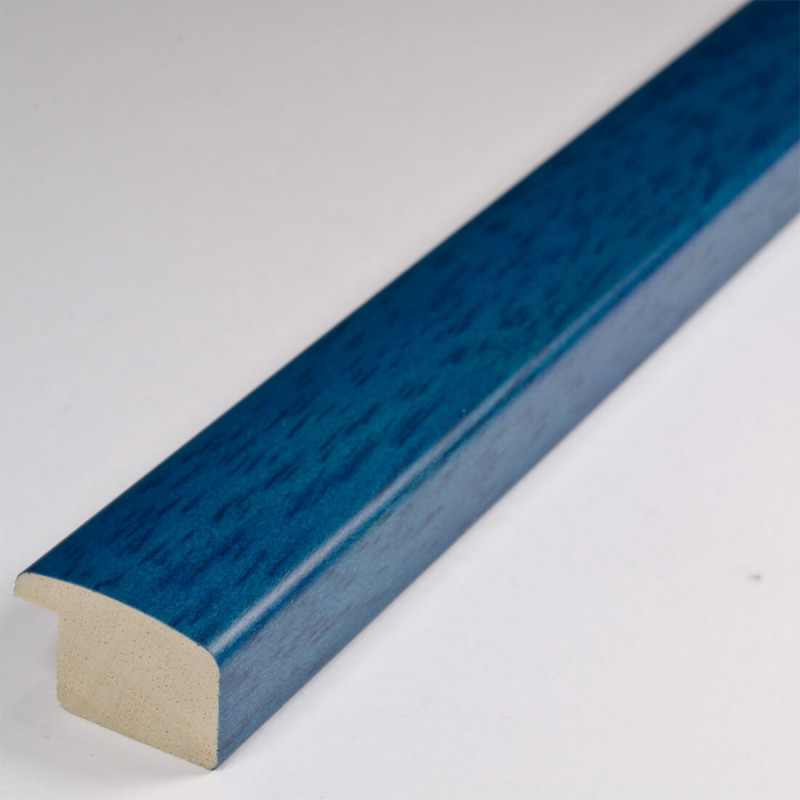 ASO127.43.098 23x14 - niebieska matowa rama autore do zdjęć