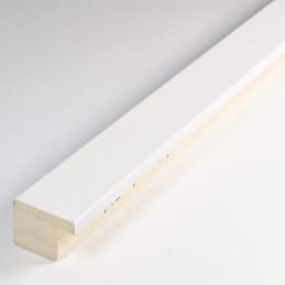 ASO148.43.009  20x15 - biała matowa rama do obrazów i luster 2