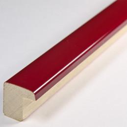 ASO127.31.046 14x15 - mała czerwona lakowana ramka autore 5
