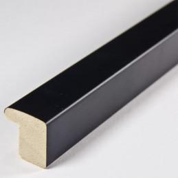 ASO127.31.000 14x15 - czarna matowa  ramka autore