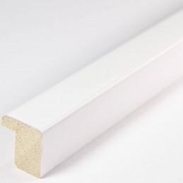 ASO127.31.009 14x15 - biała matowa  ramka autore