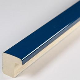 ASO127.33.032 14x15 - niebieska lakowana ramka do obrazków - kobalt 2