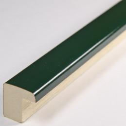 ASO127.31.047 14x15 - mała zielona lakowana ramka autore 5