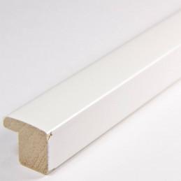 ASO127.31.048 14x15 - biała lakierowana ramka autore