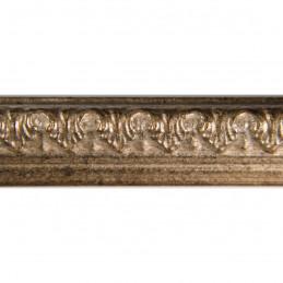 SCO513/14 16x20 - złota ramka do zdjęć i obrazków z ornamentem 3