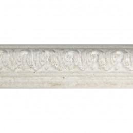 SCO513/309 16x20 - biała ramka do zdjęć z ornamentem 3