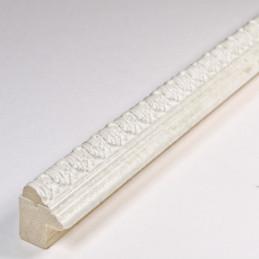 SCO513/309 16x20 - biała ramka do zdjęć z ornamentem 2