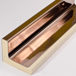 SCO6015/58 50x40 - american box miedziana rama do obrazów wysoki połysk 2