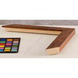 ASO243.51.181 25x25 - wąska arte powera korzeń orzechowa rama do zdjęć i luster sample