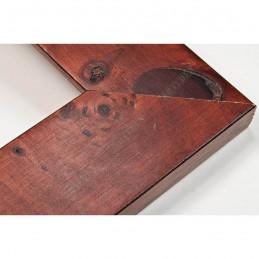 ASO243.81.181 42x14 - drewniana arte powera korzeń orzechowa rama do obrazów i luster sample1