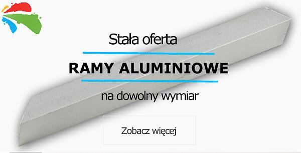 Ramy aluminiowe