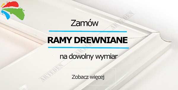 Ramy drewniane